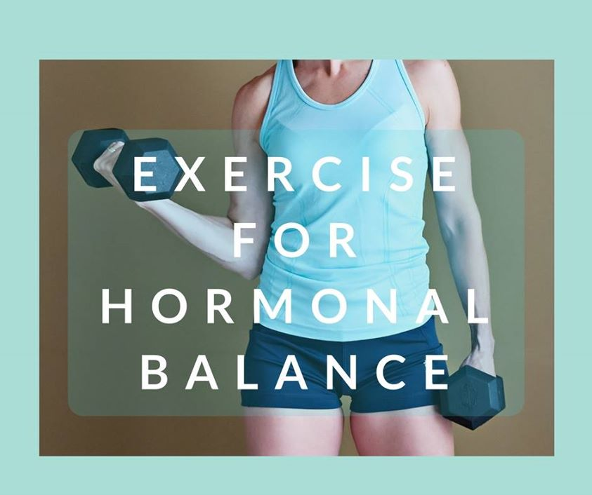 Exercise for Hormonal Balance